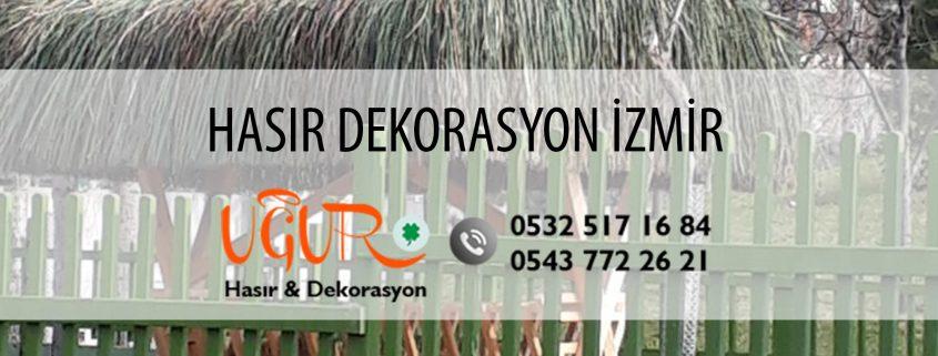 İzmir Hasır Dekorasyon